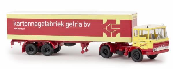 """BREKINA 85265 - DAF FT 2600 Koffer-SZ """"van Reenen"""" (NL)"""