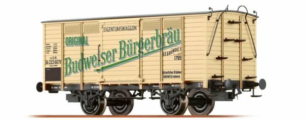 """Bierwagen """"Budweiser"""". BRAWA 48031"""