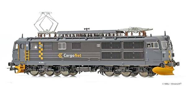 NMJ 93106 - Elektrolokomotive El14.2186, der CargoNet | Bild 1