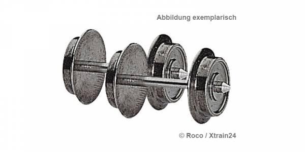 Roco - Wechselstrom-Radsatz