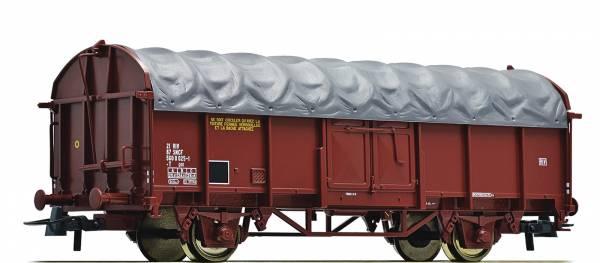 Roco 66867 - Schiebeplanenwagen Bauart T der SNCF