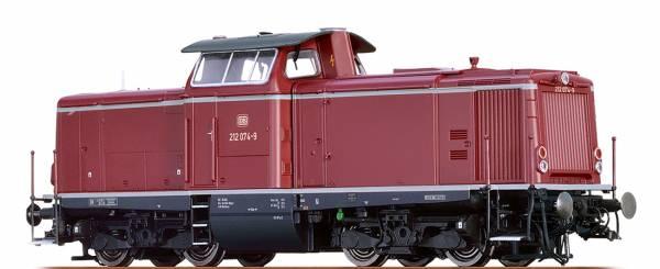 BRAWA 42861 - Diesellokomotive Baureihe 212 der DB