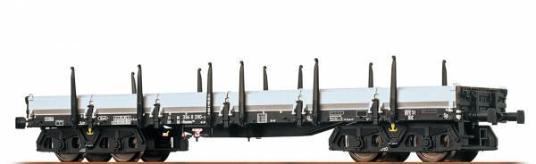 BRAWA 47116 - Rungenwagen Bauart Remms 665 der DB