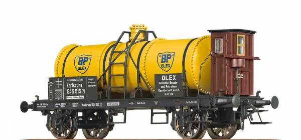 "BRAWA 47864 - Kesselwagen Bauart Z [P] "" BP"" der DRG"