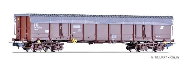 TILLIG 76669. Offener Güterwagen Eanos der ÖBB