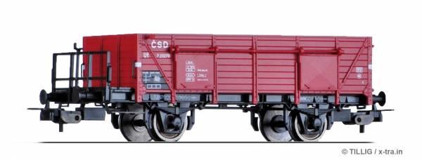 Tillig 76726 - Offener Güterwagen Ut der ČSD