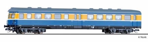 Steuerwagen Bghqe der S-Bahn Leipzig. Tillig 13874