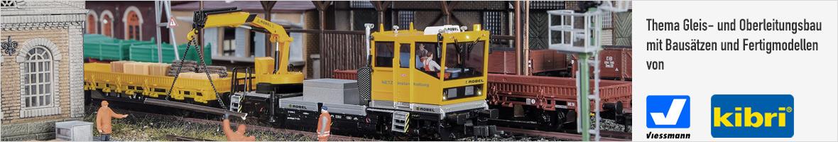 Thema Gleis- und Oberleitungsbau