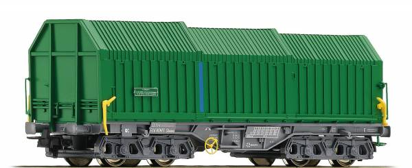 Roco 76461 - Teleskophaubenwagen, Bauart Shimmns der RENFE