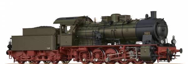 BRAWA 40860 - Dampflokomotive Baureihe G10 der P.St.E.V.