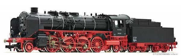 FLEISCHMANN 413805 - Schlepptenderlokomotive Baureihe 39.0-2 der DB