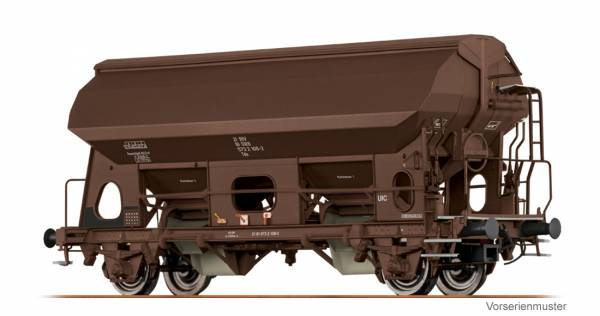 BRAWA 49514 - Gedeckter Güterwagen Bauart Tds der ÖBB