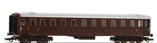 Roco 74383 - Reisezugwagen 2. Klasse, Serie 30.000 der FS