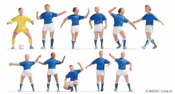 NOCH 15975. Fußballteam Italien