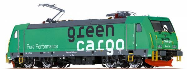BRAWA 43964 - Elektrolokomotive TRAXX Re1428 der green cargo