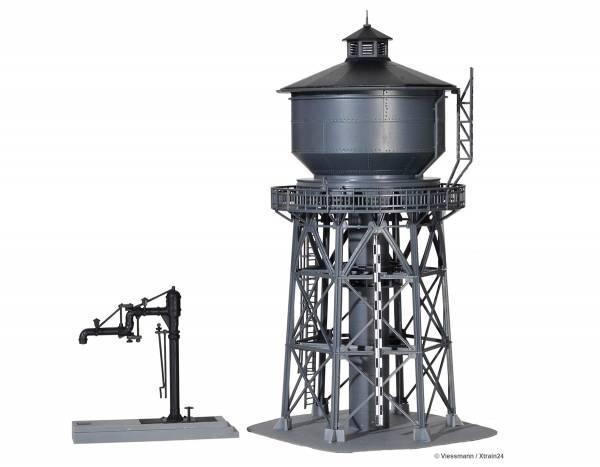 ᐅ kibri 39328 - Wasserturm mit Befüllkran