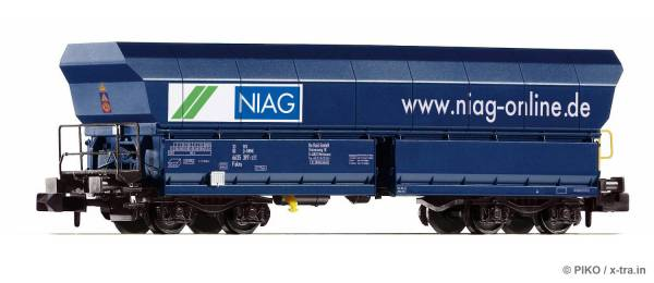 PIKO 40714. Schüttgutwagen Falns der NIAG.