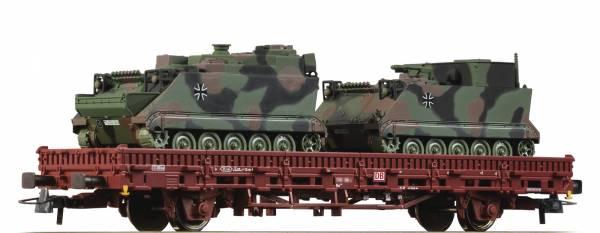 Roco 76390 - Steckrungenwagen Bauart Kbs 443, der DB AG