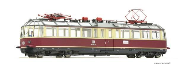ᐅ Roco 73197 - Elektrischer Triebwagen 491 001-4 der DB
