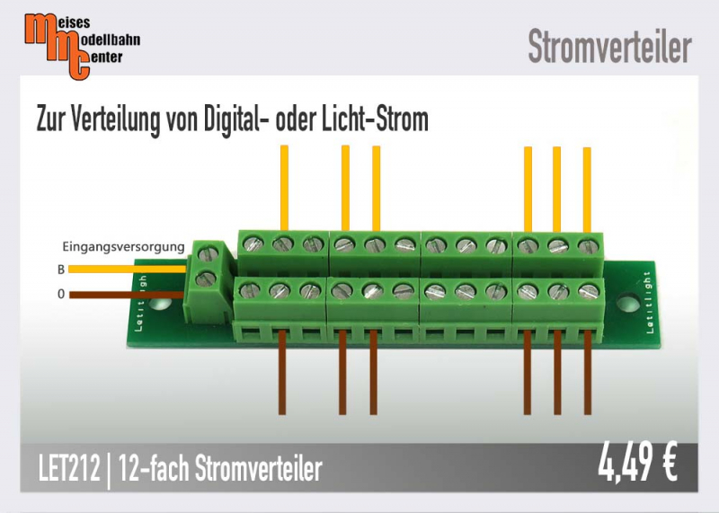 MMC Stromverteiler