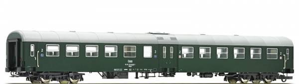 Roco 64668 - Mitteleinstiegswagen 2. Klasse der ÖBB