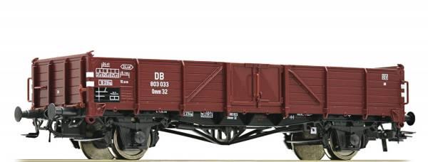 """Roco 76280 - Offener Güterwagen Bauart Omm(r) 32, """"Linz"""" der DB"""