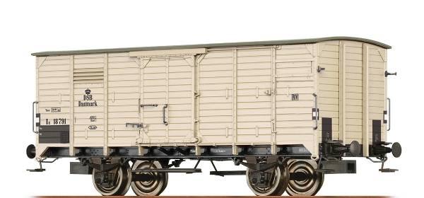 BRAWA 49720 - Gedeckter Güterwagen Bauart IE der DSB