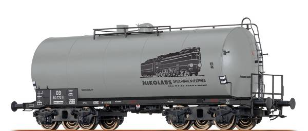 BRAWA 48947 - Kesselwagen Bauart ZZ [P] der DB