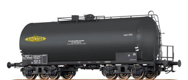 """BRAWA 48943 - Leichtbaukesselwagen Bauart Uerdingen SCywf """"Simotra"""" der SNCF"""