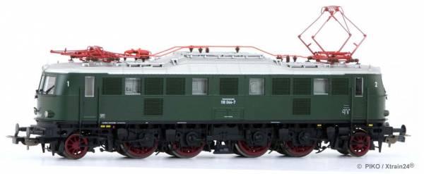 PIKO 71146 - Elektrolokomotive Baureihe 118 der DB, grün