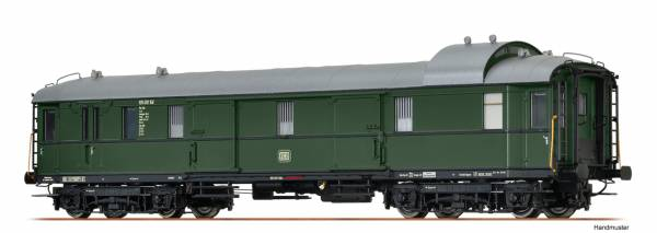 BRAWA 46413 - Schnellzugpackwagen Pw4ü-28 der DB