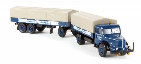 """BREKINA 86014 - Krupp Titan PP-Zug """"Dachser Spedition"""""""