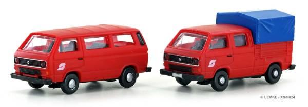 ᐅ LEMKE LC4331 - 2-teiliges Set VW T3 der ÖBB