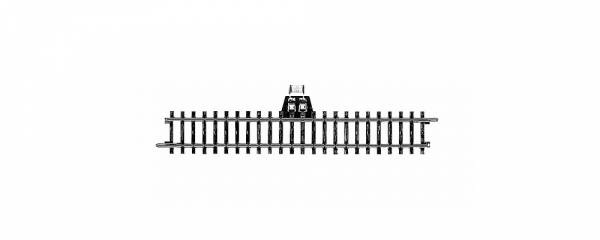 K-Gleis, Anschlussgleis mit Kondensator. Märklin 2292