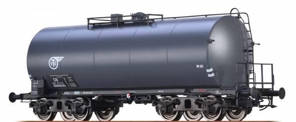 """BRAWA 48938 - Leichtbaukesselwagen Bauart Uerdingen ZZ [P] """"VTG"""" der DB"""