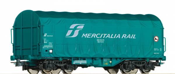 Roco 76449 - Schiebeplanenwagen Bauart Shimms der Mercitalia Rail