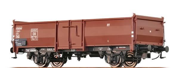 """BRAWA 48624 - Offener Güterwagen Bauart Omm 52 """"EUROP"""" der DB"""