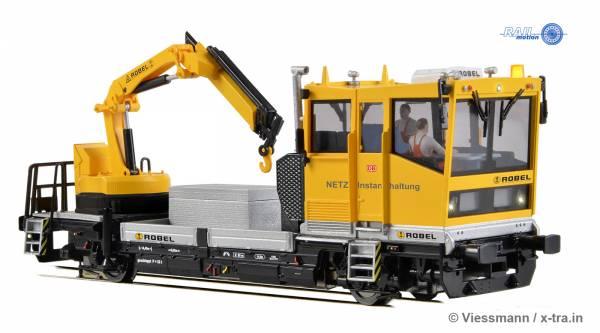 Gleiskraftwagen ROBEL 54.22. Viessmann 2620