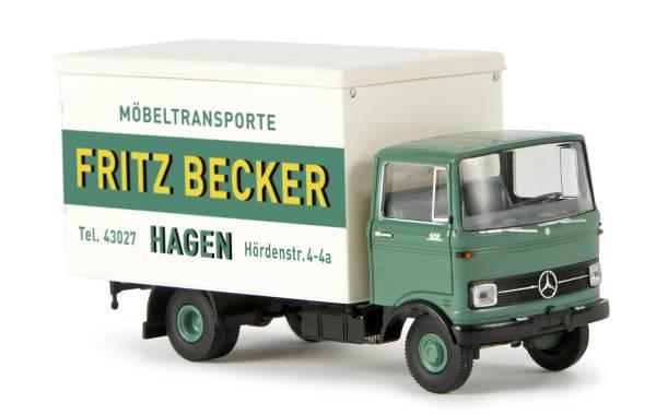 """BREKINA 48531 - MB LP 608 Koffer """"Fritz Becker"""""""