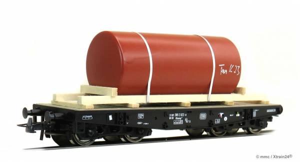 MMC RO46380-EX2 - Roco Schwerlastwagen (46380) mit Beladung   Bild 1