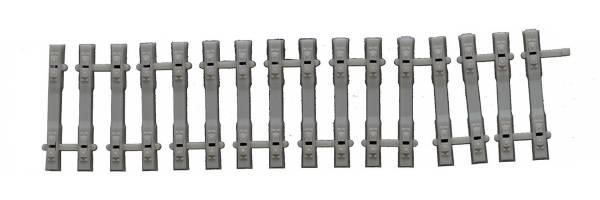 Flex-Betonschwellenband. Tillig 85034