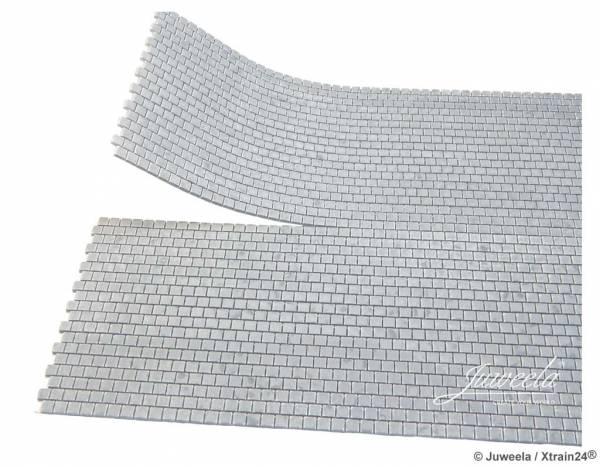 Juweela 24179 - FLEXYWAY Gehwegplatten, hell, 40x40, 1 Stück | 0