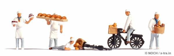 Bäcker. NOCH 15053