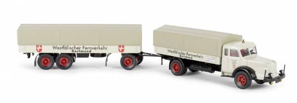 """BREKINA 86013 - Krupp Titan PP-Zug """"Westfälischer Fernverkehr"""""""