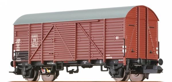 """BRAWA 67318 - Gedeckter Güterwagen Bauart Gmhs 35 """"EUROP"""" der DB"""