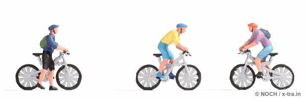 Mountainbiker. NOCH 15899