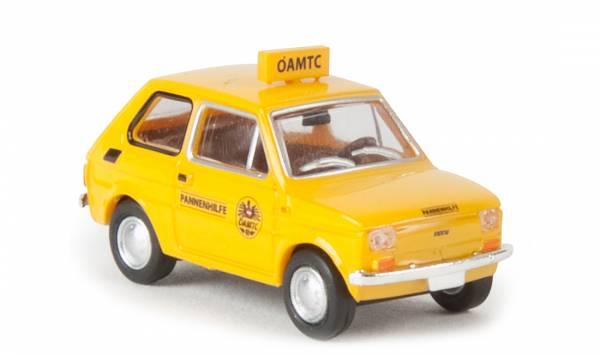"""BREKINA 22367 - Fiat 126 """"OAMTC"""""""