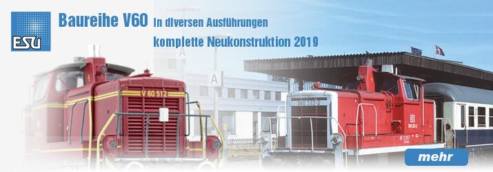 Schienenfahrzeuge für die Modelleisenbahn