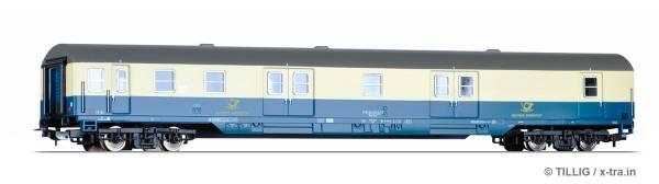 Bahnpostwagen Post mr-a der Deutschen Bundespost. TILLIG 74858