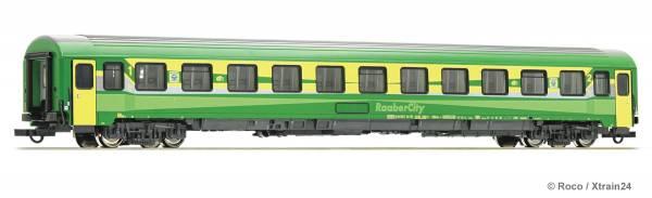 Roco 74333 - Eurofima-Wagen 1./2. Klasse der GYSEV